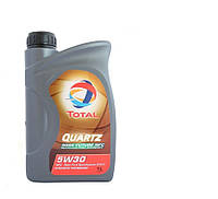 Моторное масло TOTAL QUARTZ 9000FUT NFC 5W30 1л A5/B5, A1/B1