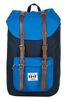 Городской комфортный рюкзак для парней 30L 8848 URBANSTYLE 120 синий