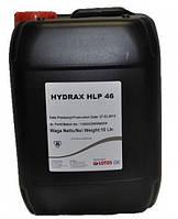 Гидравлическая жидкость Lotos HYDRAX HLP 46 17кг