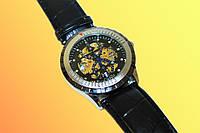 Мужские механические часы с маятником слава GK 8003