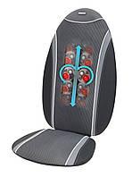 Массажная накидка HoMedics SensaTouch Shiatsu XL с прогревом, вибрацией в сидении и выбором скорости массажа