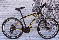 Велосипед горный с алюминиевой рамой подростковый Totem Ezreal  MTB 24