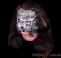 Страшная карнавальная маска «Угрюмый»