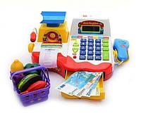 Кассовый аппарат с весами детский игровой набор Joy Toy 7162