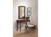 Туалетный столик с зеркалом 1102 (Signal)