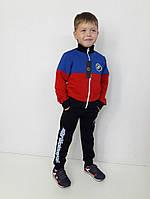 Детский спортивный костюм BMW Красно-синий