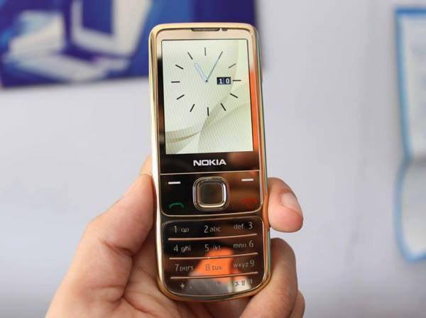 Обзор Nokia — 6700 classic Gold Edition