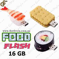 """Креативные USB флешки - """"Food Flash""""- 16 Gb."""