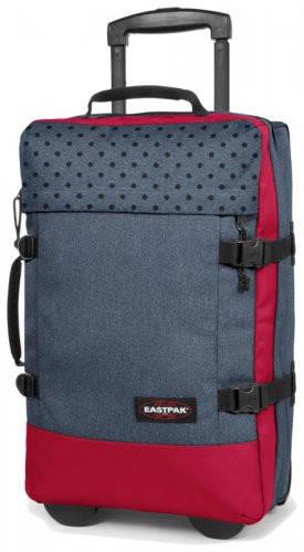 Отличная сумка на колесах 42 л. Tranverz S Eastpak EK66134M серый