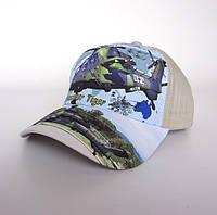 Летняя кепка для мальчиков Eurocopter Tiger - №1517