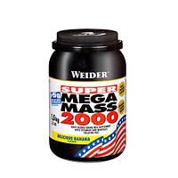 Гейнер Mega Mass 2000 WEIDER 1,5 кг