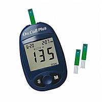 Акционный набор Глюкометр Он-Колл Плюс + 100 тест-полосок (On-Call Plus, США)