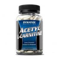 Жиросжигатель Acetyl L-carnitine Dymatize 90 капс