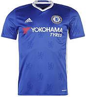 Футболка игровая Adidas Chelsea FC 16-17