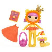 Кукла Minilalaloopsy серии Изумрудный город - Храбрый Лев с аксессуарами