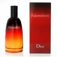 Туалетная вода для мужчин Christian Dior Fahrenheit 100 мл (Кристиан Диор Фаренгейт)