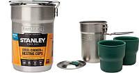 Кружка для приготовления пищи Stanley STEEL COOKER + NESTING CUPS 709 грамм