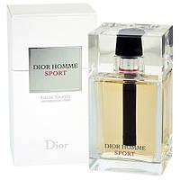 Мужская туалетная вода Christian Dior Dior Homme Sport (Кристиан Диор Диор Хом Спорт)
