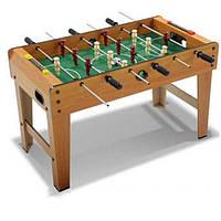 Игра настольный футбол ZC 1017 В: дерево, счетчик голов, 80х42,5х50 см, 4+ лет
