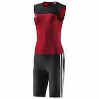 Женское трико для тяжелой атлетики Adidas Weightlifting Clima Lite Suit Women