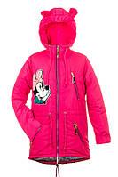 Куртка демисезонная для девочек 216-02