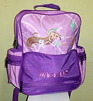 Рюкзак украинского производства Winx (фиолетовый)