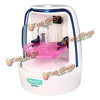 Портативный ребенок младенец соску стерилизатор ультрафиолетового обеззараживания сосков соска дезинфицирующее
