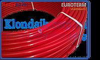 Труба для теплого пола 16х2.0 EUROTERM standard OXYstop PE-RT (Польша)