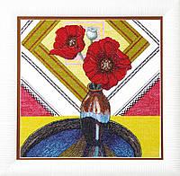 Набор для вышивания крестиком Crystal Art Чудные краски
