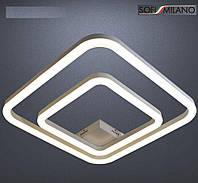 Светодиодная люстра Sofi Milano Quatro (4000k - нейтральный свет)
