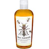 Bee Naturals, Пчелиная Матка, очищающее средство с жидкими медом для кожи, 8 унций