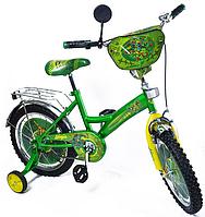 Велосипед Baby Tilly Ниндзя черепашки 16 BT-CB-0013