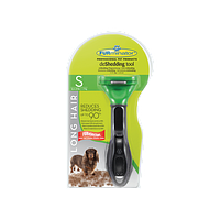 Фурминатор для собак длинношерстных, размер S (FURminator 691010 /112150)