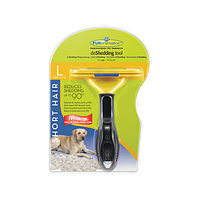 Фурминатор для собак короткошерстных, размер L, 23-41 кг (FURminator 691013 /112532