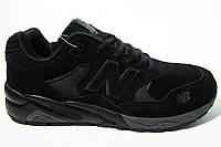 Мужские кроссовки New Balance,кожа/замша, кожа, Р. 41 42 44 45 46