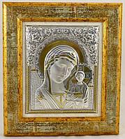 Икона Казанская в модной рамке