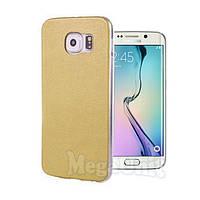 Чехол-накладка под кожу для Samsung Galaxy S6 edge (G925F)