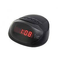 Часы с радиоприемником Supra CR-318P настольные