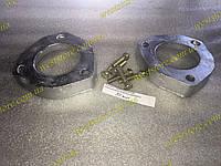 Комплект удлинителей задней подвески(проставки) Chevrolet Lacetti Шевроле Лачетти Geely CK Джили СК (25 мм)