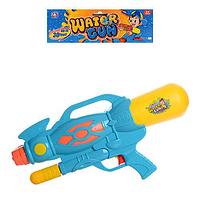 Водный пистолет. Детский водяной пистолет с помпой. Водяной автомат M 2551