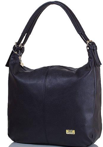Элегантная женская сумка из искусственной кожи ETERNO (ЭТЕРНО) ETMS35267-2 черный