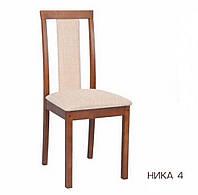 Стул Ника 4(деревянный, из бука, для дома, для гостиной) ТМ Мелитополь Мебель