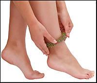 Массажёр пружинный «Кольцо для ноги»