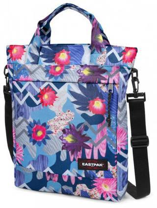 Особенная городская сумка 15 л. Heggs Eastpak EK98A17L сине-голубой