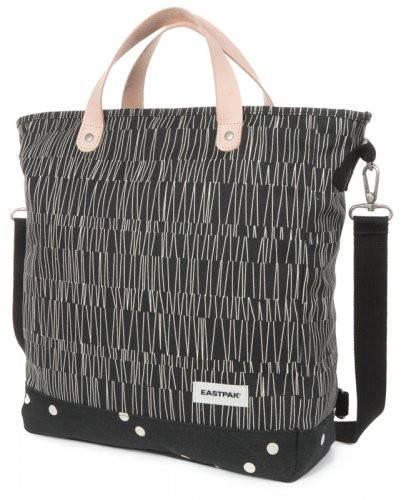 Качественная городская сумка 17 л. Madge Eastpak EK03B14K черный