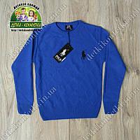 Пуловер Polo для мальчика цвет электрик