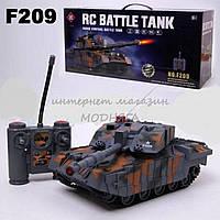 Радиоуправляемый танк Zhorya F 209