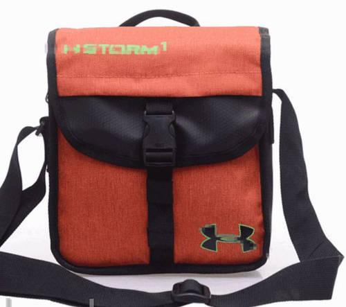 Функциональная спортивная сумка мессенджер через плечо Under Armour Storm1 Pro 170, оранжевый