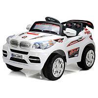 Детский электромобиль BMW,белый