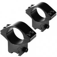 Крепление на оружие для оптического прицела, раздельное Вивер-Пикатинни GM-005 (2x25mm) (50-1016)